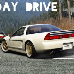 SUNDAY DRIVE to the Alps - Honda NSX | Assetto Corsa VR Gameplay [Oculus Rift]
