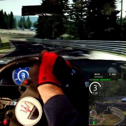 AC - Nordschleife - Maserati Alfieri - Track day