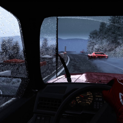 BRASOV (Romania) / RACE Gameplay WINTER