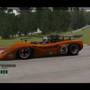 Assetto Corsa McLaren M8 @ Mosport First 3 Laps