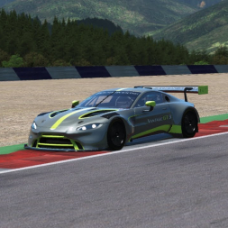 rFactor 2 | Challengers Pack Aston Martin Vantage GT3 impressions