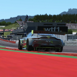 rFactor 2 | Aston Martin Vantage GT3 @ Red Bull Ring 1:28.6xx