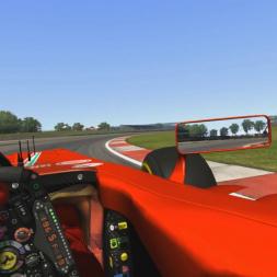 Assetto Corsa VR Ferrari F138  @Silverstone Hotlap - Lenovo Exlporer