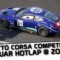 Assetto Corsa Competizione @Zolder in the Jaguar GT3