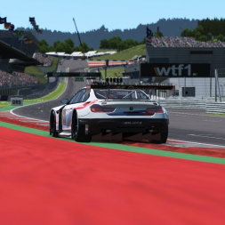 rFactor 2 | BMW M6 GT3 @ Red Bull Ring 1:28.4xx
