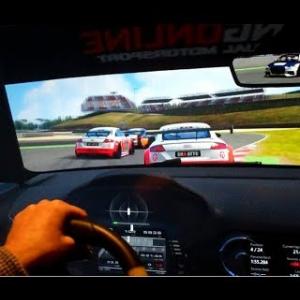Audi TT Cup - Barcelona GP - Race 7 - Assetto Corsa - SimRacingOnline/SimRacingHolland