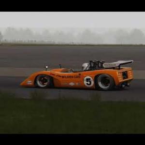 Assetto Corsa McLaren @ Vintage Silverstone