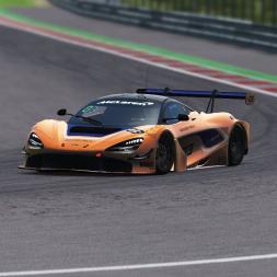rFactor 2 | Challengers Pack McLaren 720s GT3 impressions