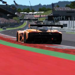 rFactor 2   McLaren 720s GT3 @ Red Bull Ring 1:28.4xx