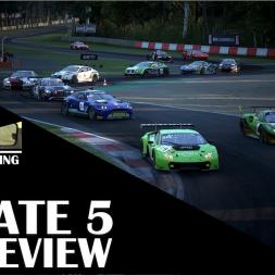 Assetto Corsa Competizione - Update 5 Review Jaguar G3 + Zolder