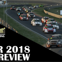 Raceroom Racing Experience - WTCR 2018 DLC Review