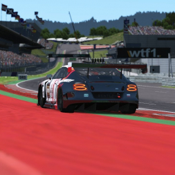 rFactor 2   Bentley Continental GT3 @ Red Bull Ring 1:28.2xx + setup