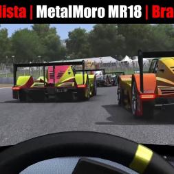 Automobilista - MetalMoro MR18 | Brands Hatch
