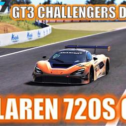 McLaren 720s GT3 HOTLAP at Bathurst - GT3 Challengers Pack - rFactor 2 - 4K