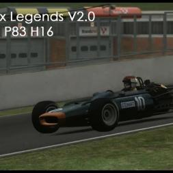 BRM P83 H16   Grand Prix Legends V2   Assetto Corsa