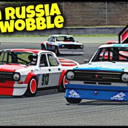 From Russia With Wobble - GAZ 24-10 Volga - Assetto Corsa