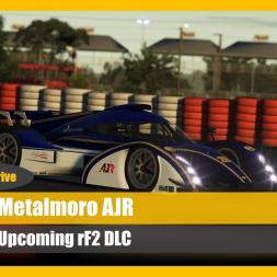 Upcoming rF2 DLC: AMS Metalmoro Cars