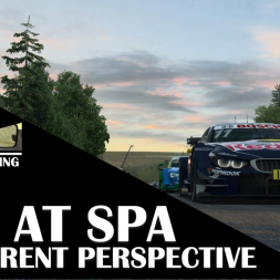 DTM Race at Spa Gameplay - A Different Perspective