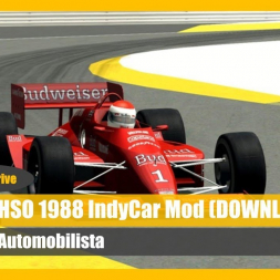 The 1988 IndyCar Mod for AMS (DOWNLOAD)