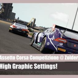 Assetto Corsa Competizione: Morning Race (High GFX Settings)