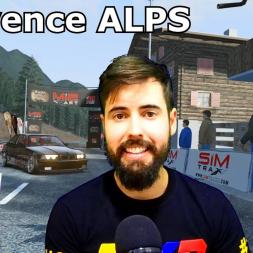 Provence Alps/#Bmw E36/Assetto corsa