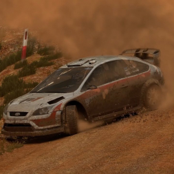 DiRT 4   AVR S9   Rally Australia SS4