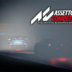 Assetto Corsa Competizione Hungaroring Race *Night & Rain* [VR]