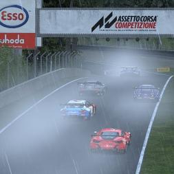 Assetto Corsa Competizione - Circuit Zolder Race *Medium Rain* VR