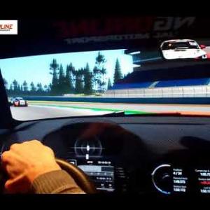 Audi TT Cup - Hockenheim GP - Race 10 - Assetto Corsa - SimRacingOnline/SimRacingHolland