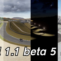 Changing seasons and 24h cycle in Assetto Corsa with Sol 1.1 beta 5 - Assetto Corsa