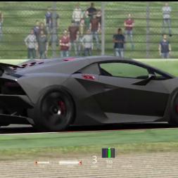 [Assetto Corsa] Lamborghini Sesto Elemento @ Imola WR