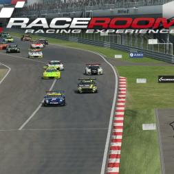 VTM League Race   Mercedes AMG GT3 @Nordschleife 24h