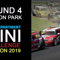 2019 RD Mini Challenge by Extreme Simracing | Round 4 - Oulton Park