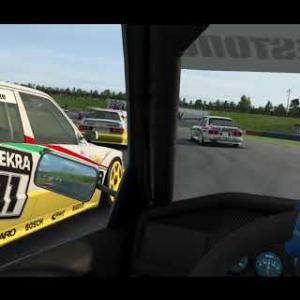 Raceroom Racing Experience VR / DTM'92 @ Oschersleben