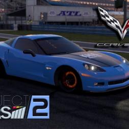 Project Cars 2 * Chevrolet C6 Z06 [mod download]