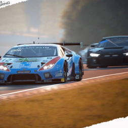 ACC Sunset Race (Max Graphics/1440p) Huracan GT3 at Nurburgring GP