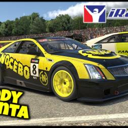 Caddy Atlanta- iRacing Global Challenge - Road Atlanta