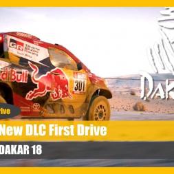 Dakar 18: New DLC First Look
