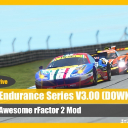 rF2: Enduracers and GR Endurance Series V3 00 Mod Talk 'n' Drive