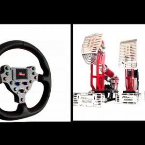 PRO RACING SIMULADORES GT PRS-BW e Pedal  PRS-PD1
