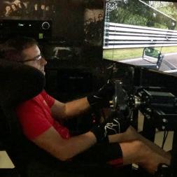 Mais um cliente Satisfeito Pro Racing Simuladores-Andre de Sorriso-MT