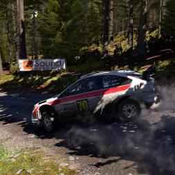 DiRT 4 | AVR S9 | Rally Wales SS3