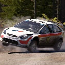 DiRT 4 | AVR S9 | Rally Wales SS4