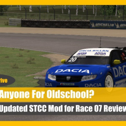 Race 07: Some Cool STCC Mods! Talk 'n' Drive (+DOWNLOAD)