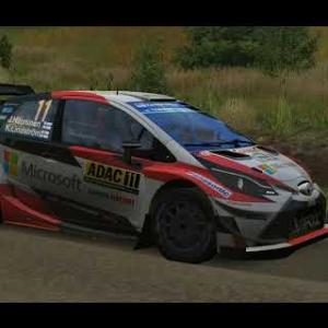 Richard Burns Rally 2019 - Toyota Yaris WRC!!!