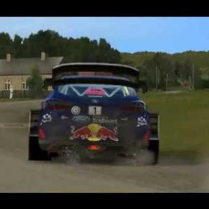 Richard Burns Rally 2019 - Ford Focus WRC 2017