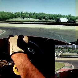 AC - Mugello - Ferrari 312T - online race