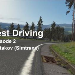 Greatest Driving Roads | EP2 | Hradek Liptakov (Simtraxx)| VR