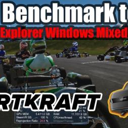 KartKraft [VR] - Benchmark for Windows Mixed Reality headsets