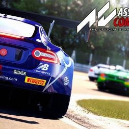 Assetto Corsa Competizione - Jaguar G3 at Zolder (PT-BR)